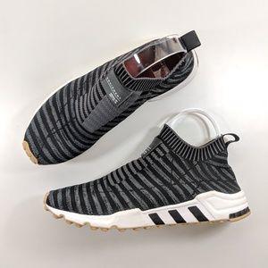 NEW Adidas EQT Support Sock Primeknit Core Black
